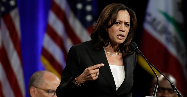 Kamala Harris' Stunning Hypocrisy on the #MeToo Movement