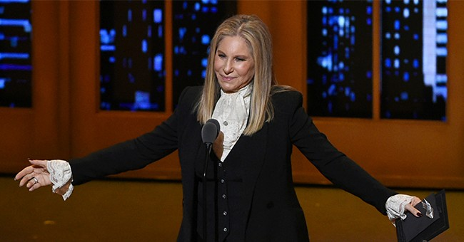 Streisand Tweets Violent Cartoon of Trump