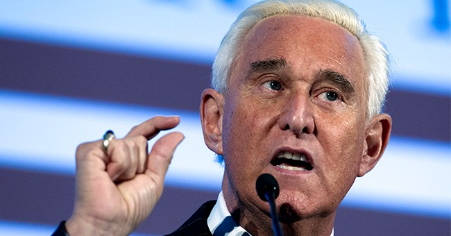 Stone reacts to indictments from Muller investigation