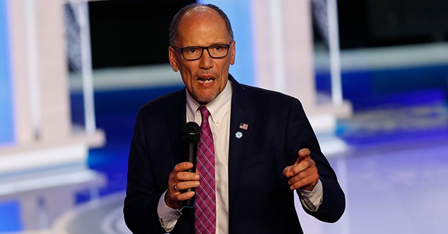 Well, Then: Perez Can't Answer a Basic Question About Dems' So-Called 2020 Strategy