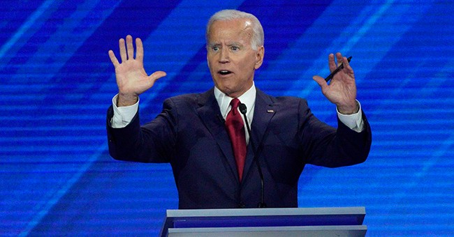 Biden Campaign Denies One-Term Pledge But Age Is Still A Concern
