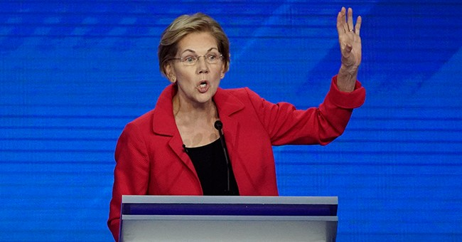 The Smoke Signals Say It'll Be Trump Vs. Warren