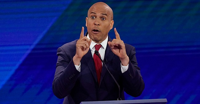 Cory Booker: Trump Supporters Are 'Despicable'