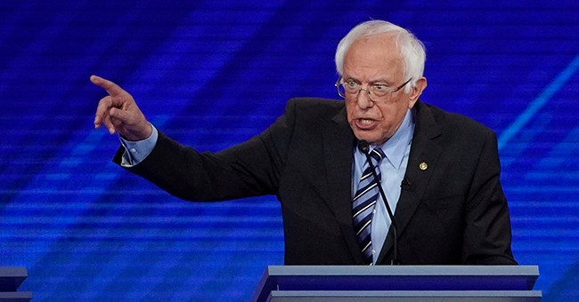 Seriously? Bernie Wants To Ban All Deportations