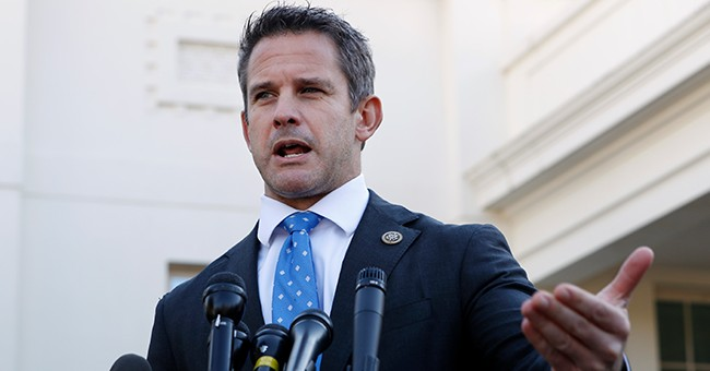 Rep. Kinzinger Tells Jim Acosta to 'Ask Steny Hoyer' Why Dems Didn't Come to Russia Bounty Briefing