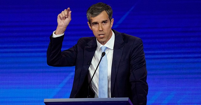 Beto to 2020 Dems: I Won't Win The Nomination But Please Adopt My Gun Control Proposal