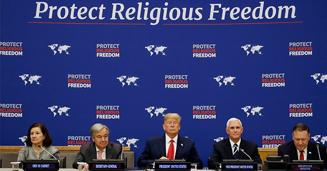 Judge strikes down new Trump rule on religious objections