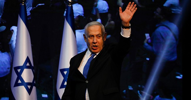 Not Good: Israel's Netanyahu Fails to Form A New Government