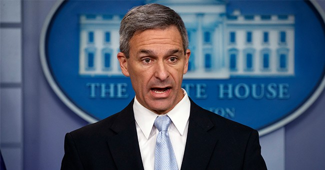 Prominent Democrat Publicly Harasses Ken Cuccinelli in 'Shocking' Confrontation at DC Pub