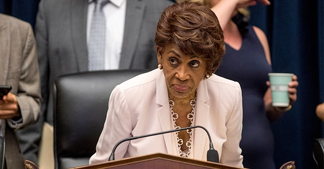 Maxine Waters Gives Insane Defense for Democrats Continuing to Withhold COVID Relief