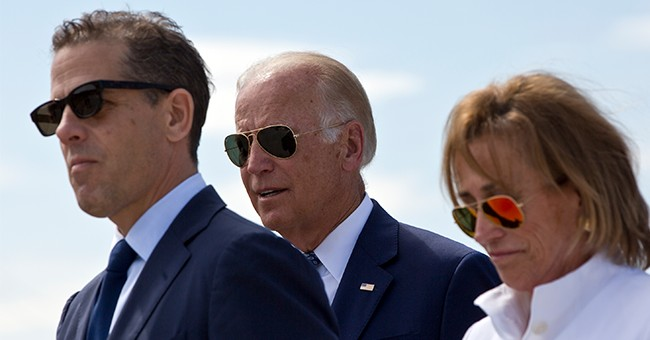 Biden Makes One Thing Clear: Ukraine Scandal Won't Keep His Son From The Campaign Trail