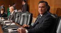 Is Mitt Romney Showing Why He's The Most Worthless GOP Senator in Congress Again?