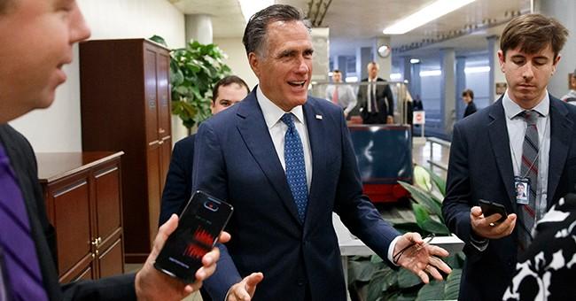 The GOP's Benedict Arnold: Mitt Romney
