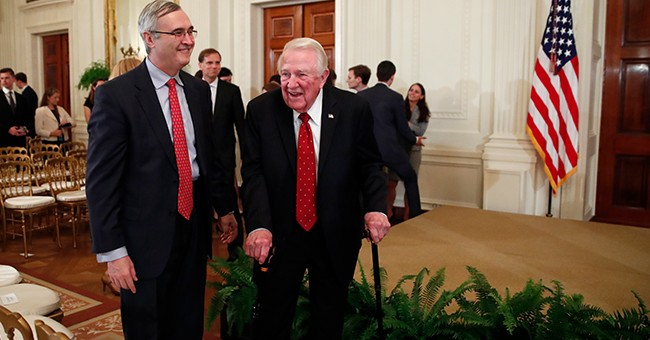 Ed Meese Awarded Medal of Freedom