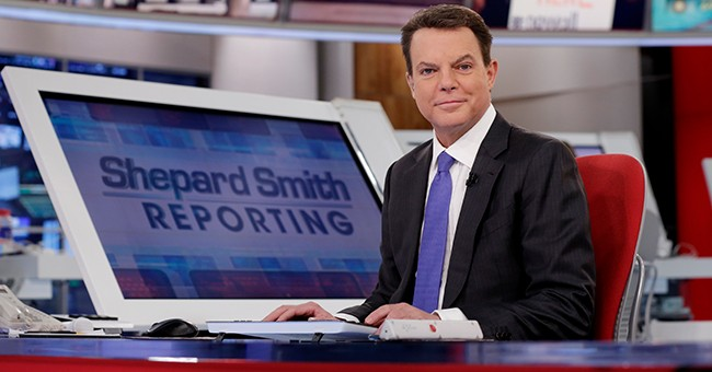 Fox News anchor Shepard Smith leaving the network