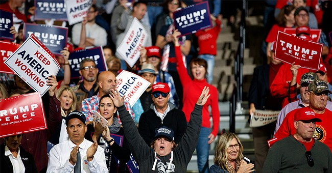 Democrats Are Now Blaming Trump Supporters For Part of Chaos in Iowa