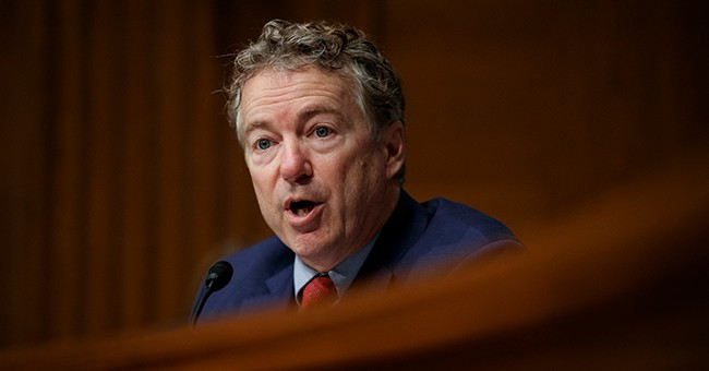 Rand Paul to the Media: Do Your Job and Print The Whistleblower's Name