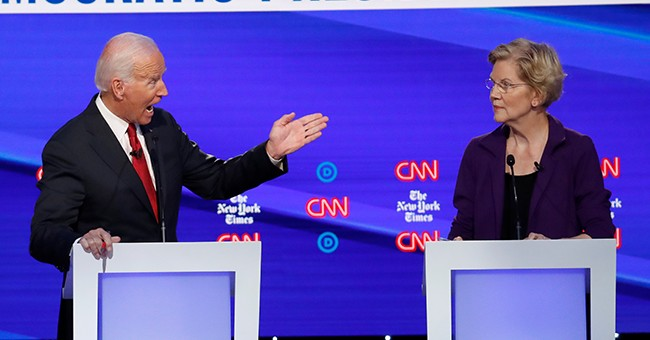 Biden's Worst Moments From Tuesday's Democratic Debate