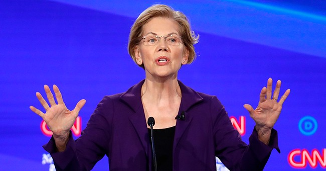 'Eye Popping:' Liberal Think Tank Projects Enormous Price Tag for Warren's Single-Payer Plan