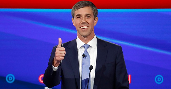 """Beto O'Rourke Attacks Ted Cruz Over the """"Capitol Coup"""" and Warns About """"The Big Lie"""""""