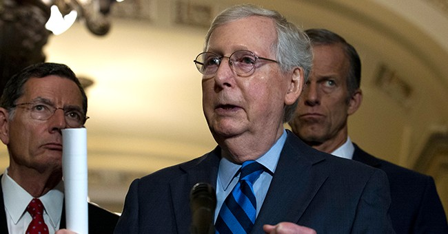 McConnell Has the Votes to Block Democrats' Calls for Impeachment Witnesses