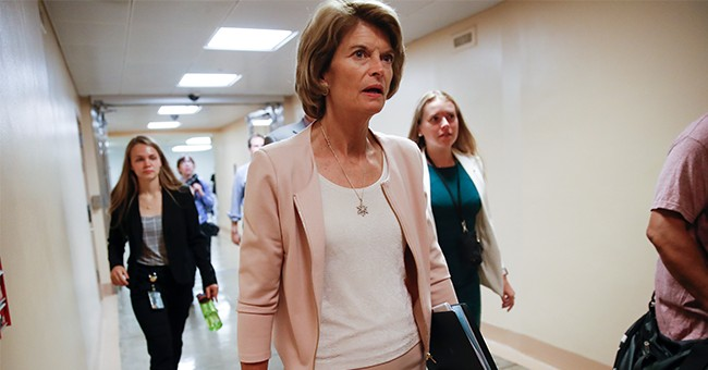 Lisa Murkowski Gets a Primary Challenger Following Trump Conviction Vote