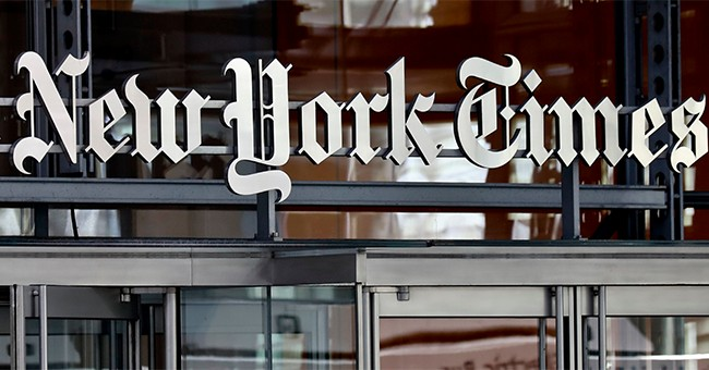 The New York Times Is About to Face a Reckoning For Its Lies