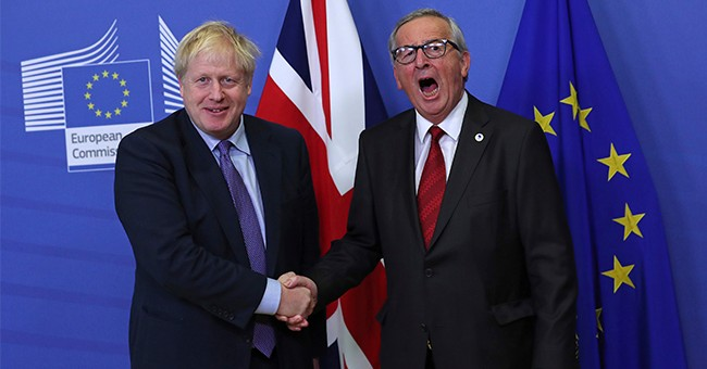 The UK Has The Upper Hand Over Europe In Trade Negotiations