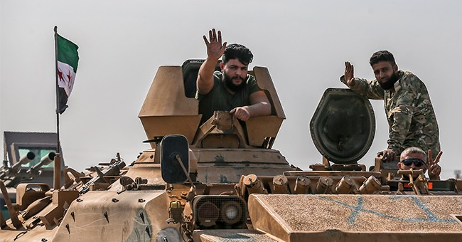 Why Should U.S. Troops Risk Being Killed to Defend the Kurds?