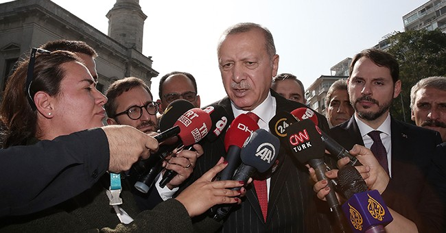 Turkey's Erdogan Will Visit the White House This Week, Will His Guards Beat Up Americans Again?