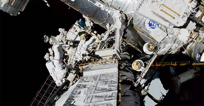 History: NASA Completes First All-Female Spacewalk