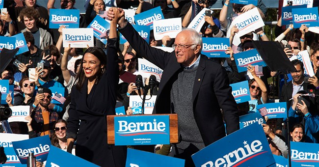 Bernie Sanders: Alexandria Ocasio-Cortez would be part of his White House
