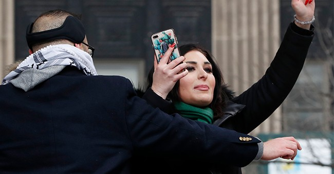 Laura Loomer Races to Represent President Trump in the Congress