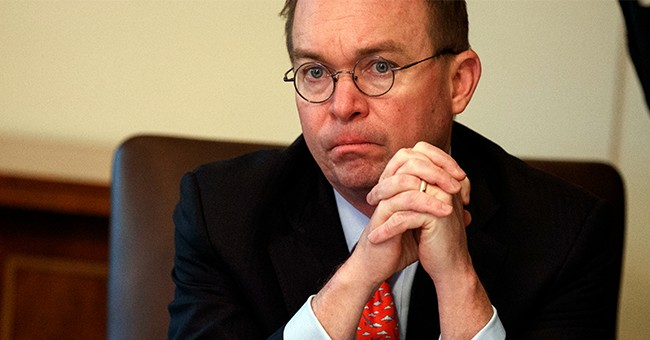 Mick Mulvaney Explains His Decision to Resign, and Why Some are Staying Put