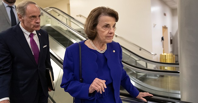 Feinstein Op-Ed Pushes Red Flag Orders