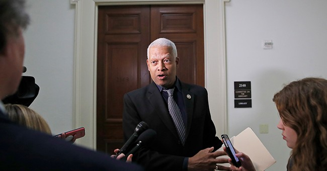 Rep. Hank Johnson Compares Trump to Hitler, Says His Supporters Are Uneducated and Have Short Lifespans