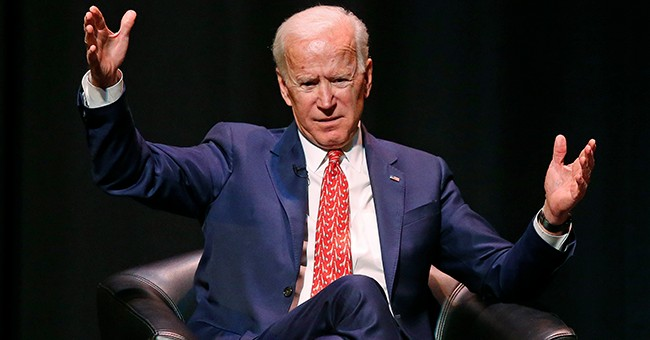 Here We Go: Biden Reportedly Telling Associates He's the Democrats' Best -- or Only -- Shot at Beating Trump