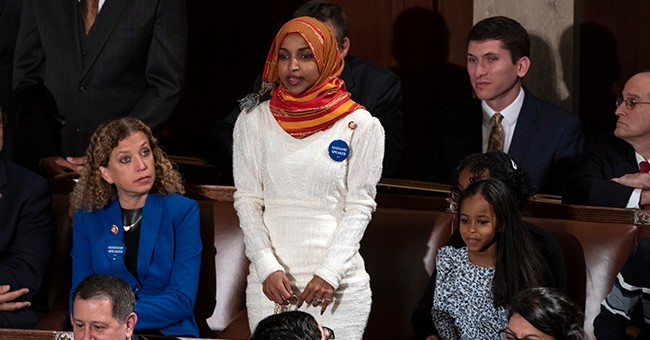 Omar's Anti-Semitic Tweets Attributed to Her Being a 'Freshman' in Congress