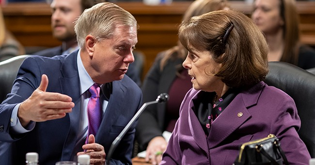 Graham Asks 'Just One Thing' of Democrats During Barrett Hearings