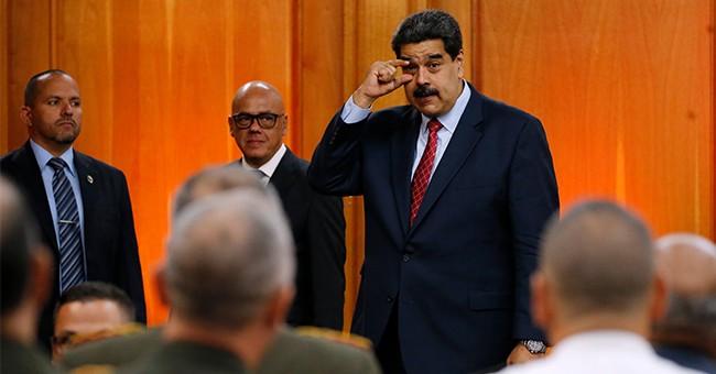 Venezuela Issues Travel Advisory Against The US. Yes, THAT Venezuela.