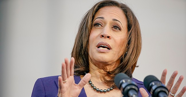 Run Away! Kamala Harris Has Lunch With Infamous Hoax Pusher Al Sharpton, Dodges Questions About Jussie Smollett