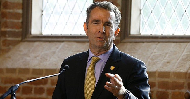 Northam Quiet About Possibility Of Gun Confiscation