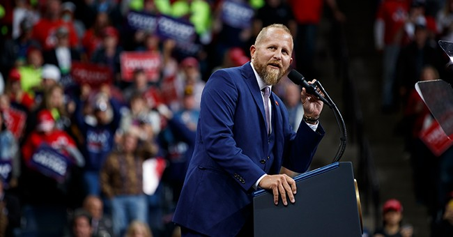 Donald Trump's former campaign manager Brad Parscale/AP featured image