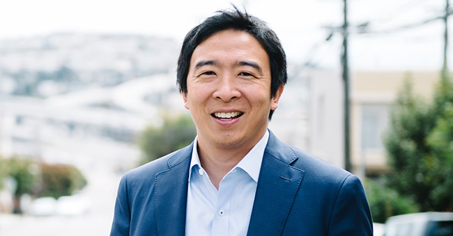Andrew Yang's Platform Includes Congressional Term Limits And Voting Rights For 16-Year-Olds