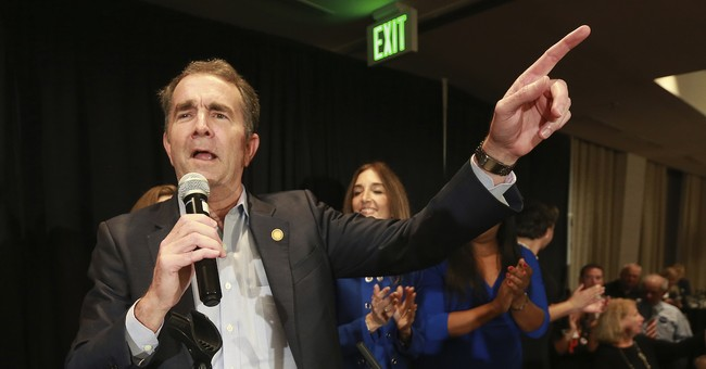 Ralph Northam And Liberal Hypocrisy On Guns And Race
