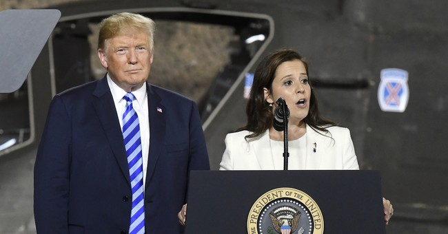 George Conway: Let's Face It, This Elise Stefanik Character Is 'Trash'