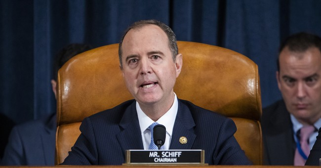 Ironic: Shifty Schiff Is Now Judging Trump For His 'Ethic Compass' – Or Lack Thereof