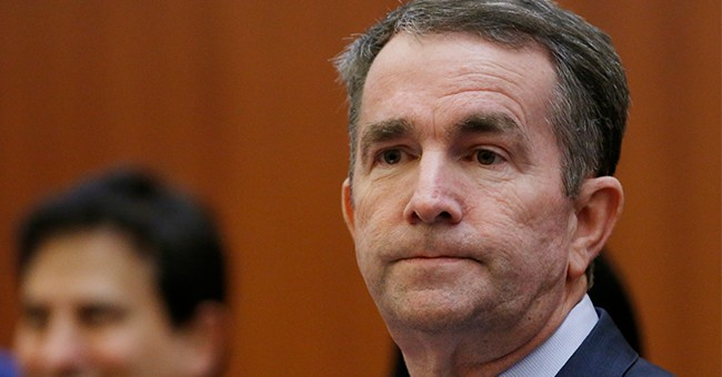 The Case of Ralph Northam