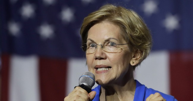 WATCH: Warren Seems to Think Trump Killed Soleimani to Distract People From Impeachment