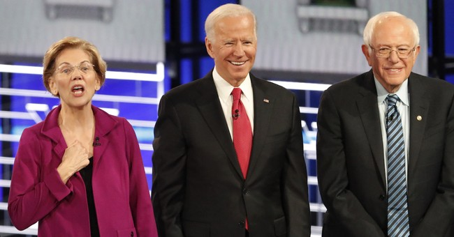 Possibility of All-White Debate Stage Has Democratic Candidates Squirming